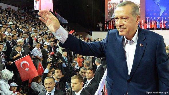 رئيس الوزراء التركي رجب طيب اردوغان
