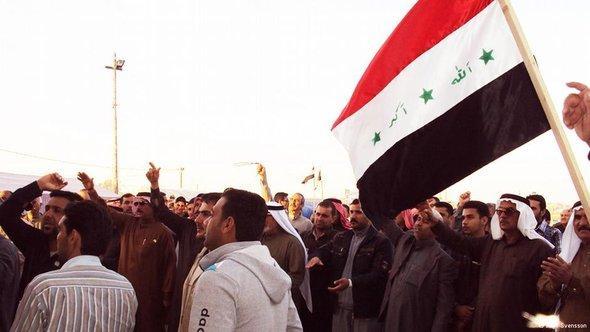 الاستقطاب الشيعي السني في العراق