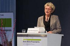 Prof. Birgit Rommelspacher (photo: Stefan Röhl, Wikipedia licence CC-BY-SA 3.0)
