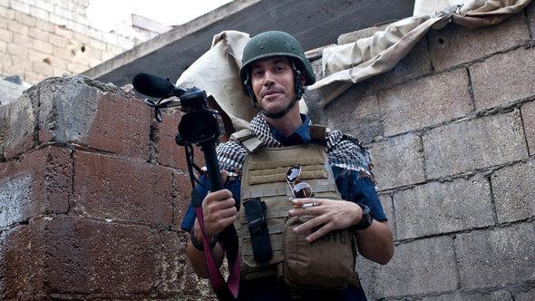 US journalist James Foley (photo: dapd)