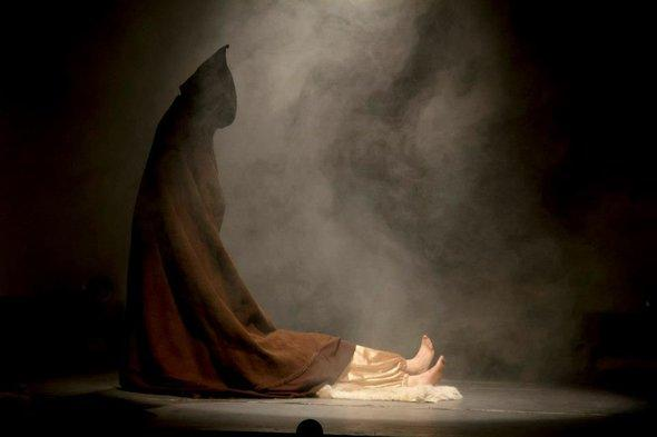 Scene from 'Sabra' (photo: Festival Theatre et Cultures)