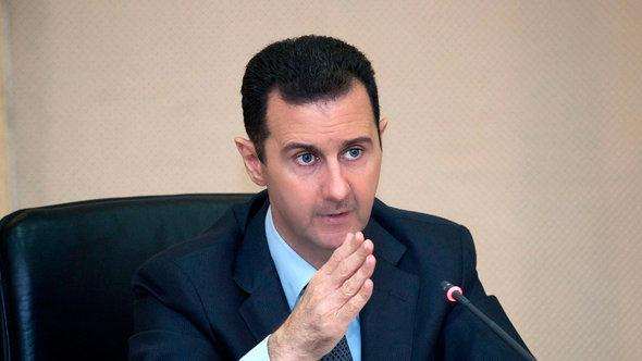 Bashar al-Assad (photo: picture-alliance/dpa)