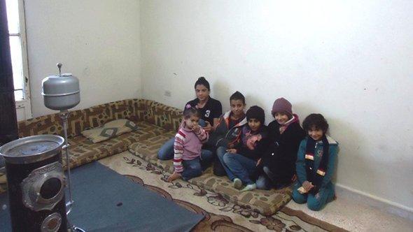 لاجئون سوريون في سهل البقاع. حقوق الصورة: DW