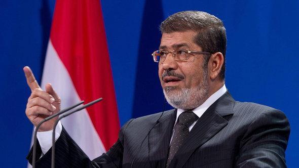 الرئيس محمد مرسي. Imago
