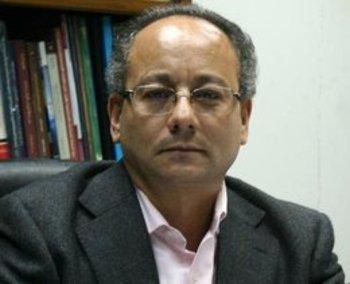 الخبير بالشؤون السياسية عماد جاد . الصورة:  عماد جاد