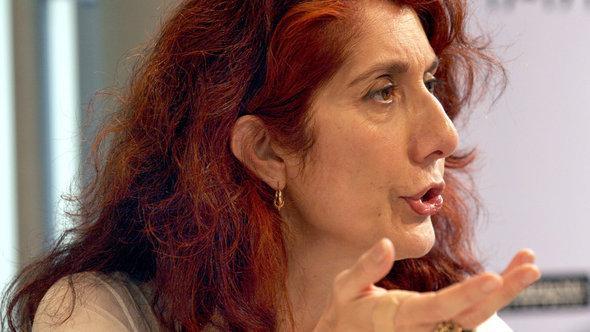 نيلوفير غوله باحثة اجتماعيات من أصل تركي