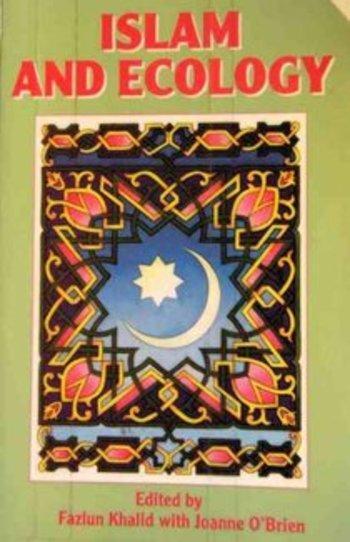 غلاف كتاب الإسلام والبيئة لمؤلفه فضلون خالد