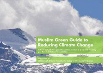 إرشادات للمسلمين من أجل المساهمة في الحد من التغير المناخي. IFEES