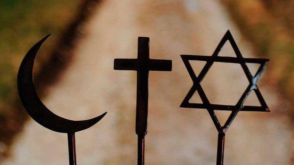 رموز دينية. Picture Alliance