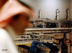 السعودية أكبر مصدّر للنفط في العالم. أ ب