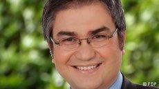 سيركان تورن عضو البرلمان الألماني عن الحزب الليبرالي