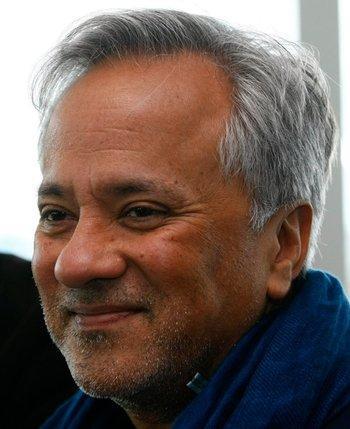 الفنان الهندي العراقي البريطاني أنيش كابور. د أ ب د