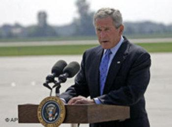 جورج دبليو بوش. أ ب