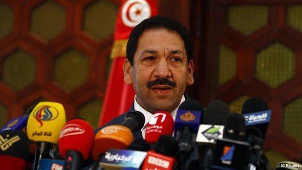 لطفي بن جدو وزير الداخلية: البراهمي وبلعيد أُغتيلا بنفس السلاح