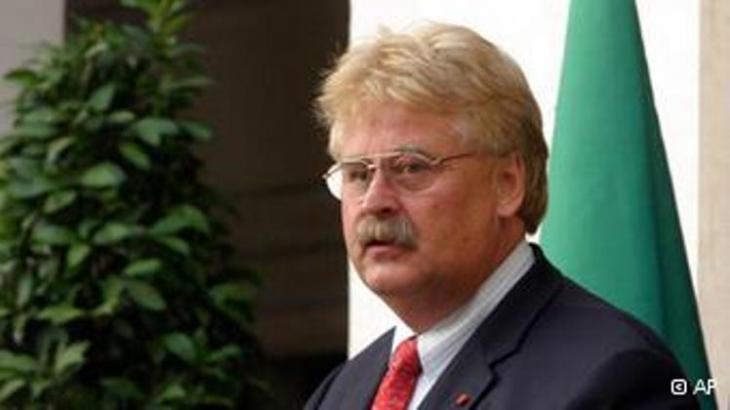 العضو في البرلمان الأوروبي إلمار بروك