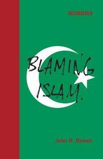 غلاف كتاب لوم الإسلام . MIT Press