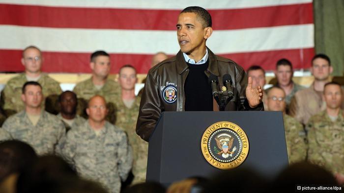الرئيس الأمريكي باراك أوباما. د ب أ