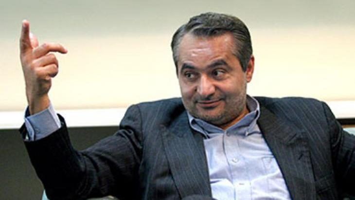 سيد حسين موسويان. Foto: MEHR