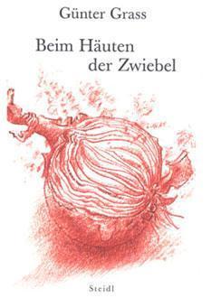 """غلاف رواية """"عند تقشير البصل"""" للروائي الألماني غونتر غراس"""