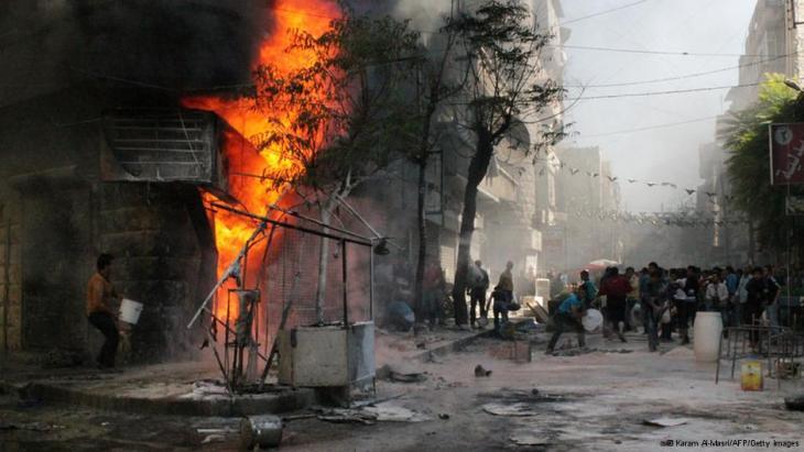 الحرب الأهلية في سوريا