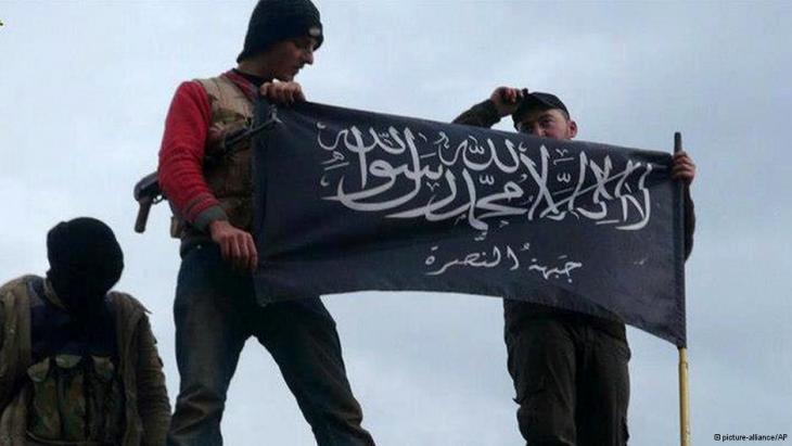 جهاديون في سوريا