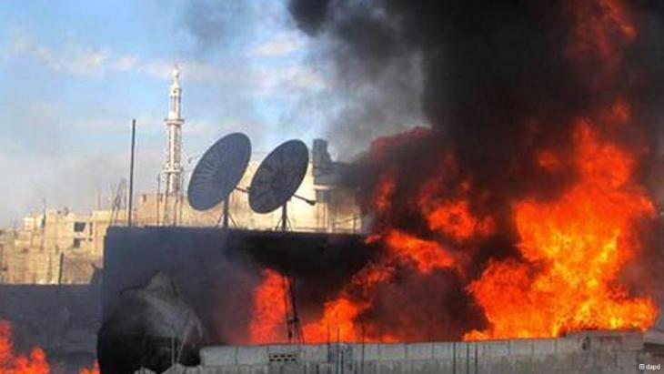 الربيع العربي فشل الإعلام في امتحان المصداقية