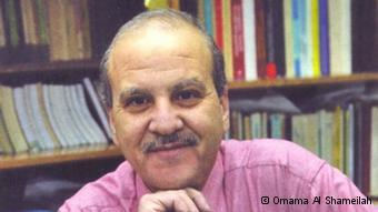 د. حسين الخزاعي، أستاذ علم الاجتماع بالجامعة الأردنية