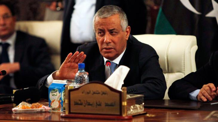 رئيس الوزراء علي زيدان. Foto: Reuters