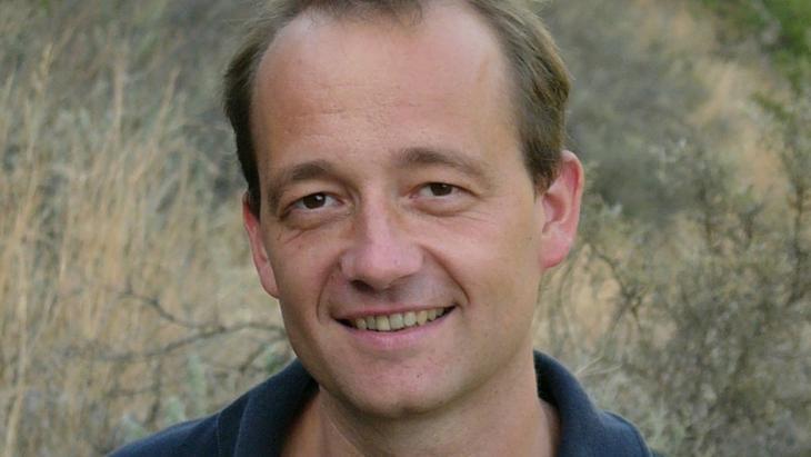 شتيفان فايدنر. Privat