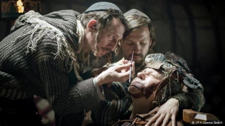 لقطة من الفيلم الألماني ميديكوس (الطبيب)