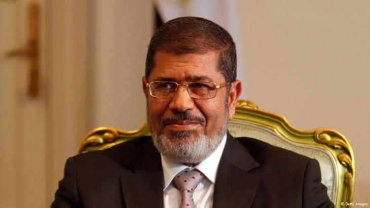 محمد مرسي الرئيس المصري المنتخب الذي أطاح به الجيش.  Foto: Getty Images