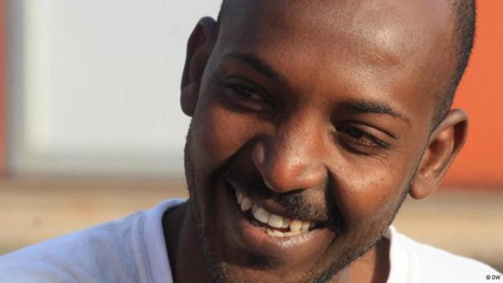 الناشط السوداني النيل خليفة
