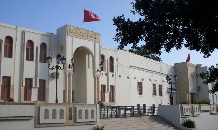 جامعة الزيتونة في تونس. Foto: Carolyn Wißing
