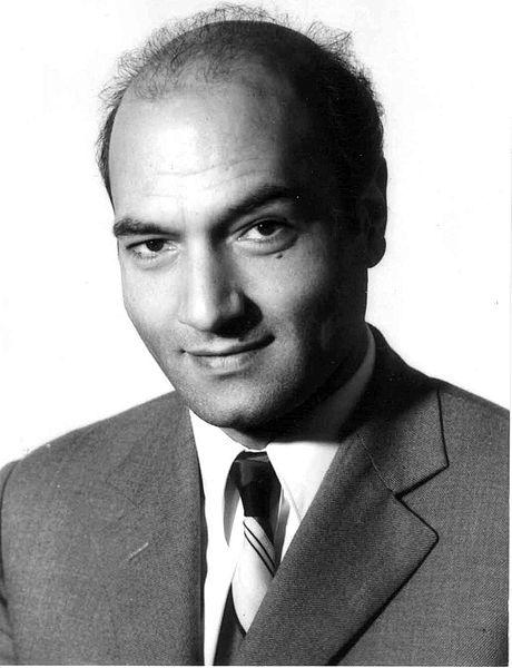 Dr. Ali Shariati, Foto: Wikimedia Commons