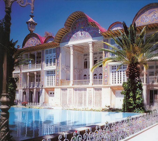 في شيراز. Photo: Wikipedia