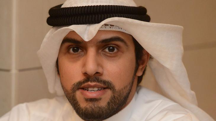 Saud Al Sanousi; Foto: Saud Al Sanousi