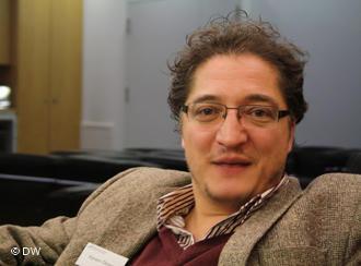الدكتور كرم أوكتم محاضر في علم الاجتماع الديني في جامعة أكسفورد. Foto: DW