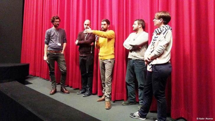 أحوال المثليين جنسيا في ظل الصراع العربي الإسرائيلي هو موضوع فيلم المخرج اللبناني روي ديب