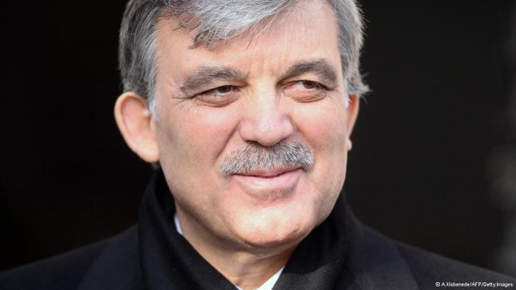 Turkish President Abdullah Gul (photo: A. Kisbenede/AFP/Getty Images)