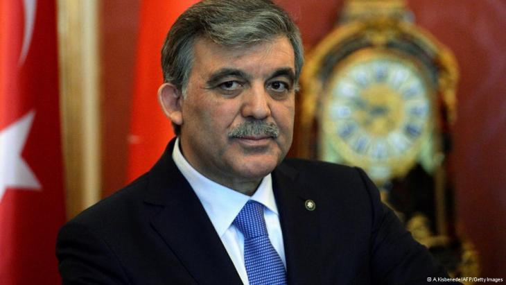 الرئيس التركي عبد الله غول