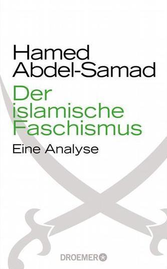 """لا يتمتع كتاب """"الفاشية الإسلامية"""" بأدنى درجات الدقّة، حيث يحتوي على مزيجٍ عشوائيٍ مكوَّنٍ من معلوماتٍ ويكيبيدية وطرائف شخصية وتعليقات المؤلف، الذي يتكرَّم بتجاهُل آخر النتائج البحثية، مثلاً فيما يخص معاداة السامية في بلدانٍ عربية، حسبما يكتب دانيال باكس. von Hamed Abdel-Samad im Droemer-Verlag"""