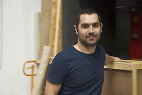 Der syrische Künstler Tammam Azzam; Foto: The Ayyam Gallery
