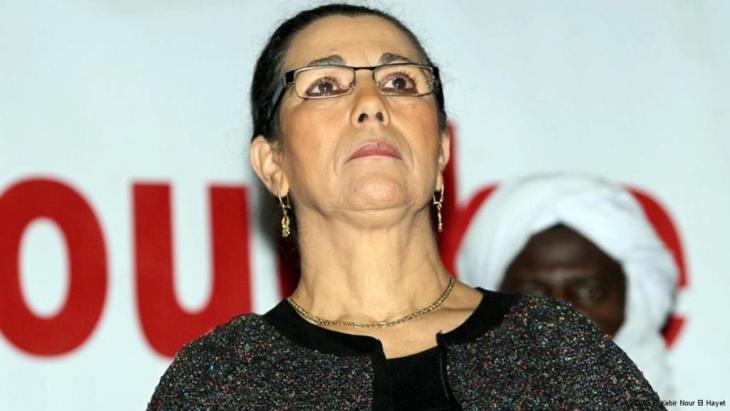 لويزة حنون مرشحة للرئاسة في الانتخابات الجزائرية