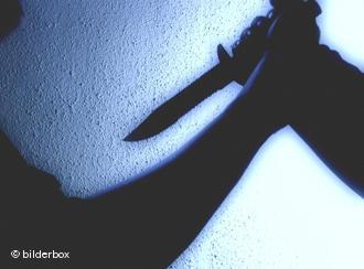 صورة رمزية لجرائم الشرف. Foto: Bilderbox