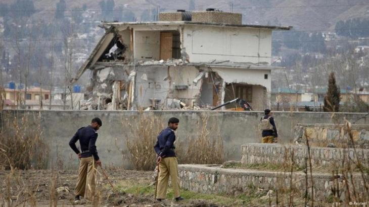 (أبوت آباد) حيث قُتل أسامة بن لادن