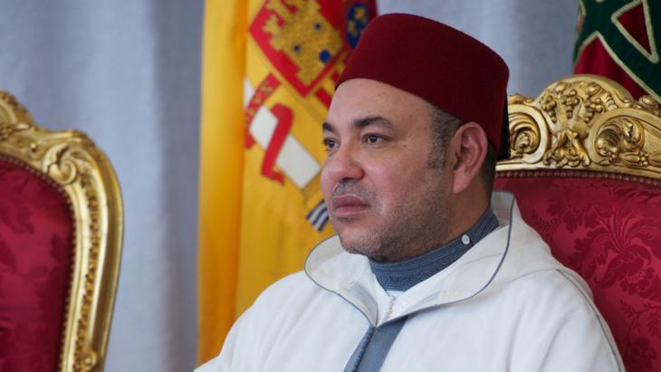 ملك المغرب محمد السادس. Foto: Getty Images
