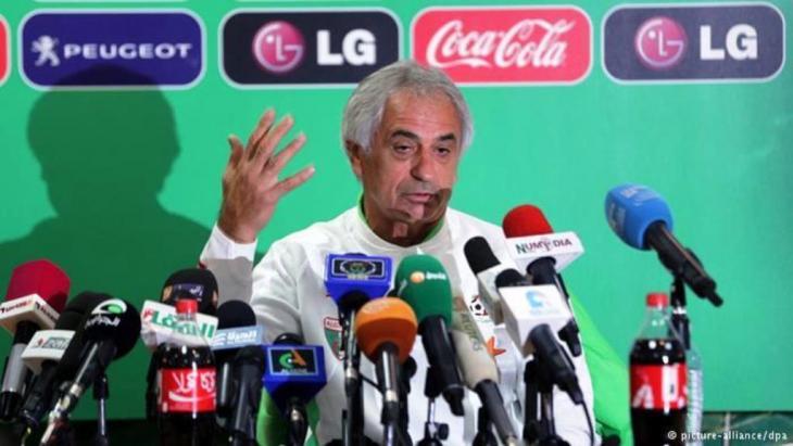 البوسني خاليلودزيتش: مدرب المنتخب الجزائري.