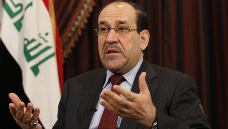 Iraks Premier Nouri al-Maliki; Foto: AP