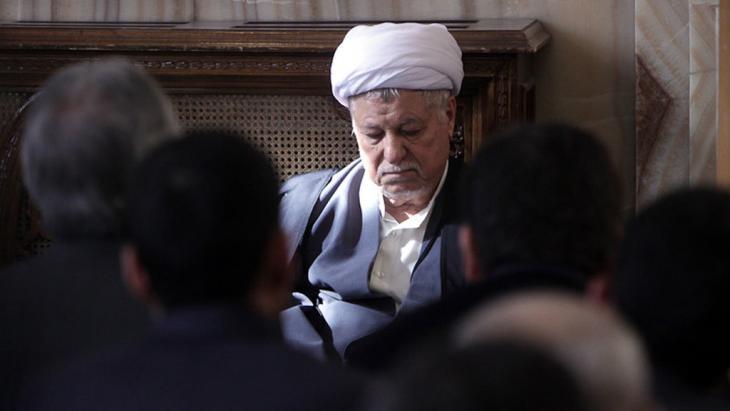 علي أكبر هاشمي رفسنجاني. Foto: ISNA