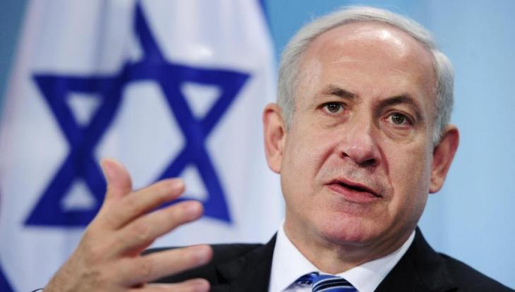 Israels Ministerpräsident Benjamin Netanjahu; Foto: dpa